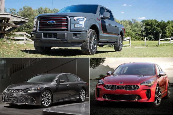 美國人最愛搜尋汽車品牌排名,Toyota 及 Honda 都沒擠進前三名!