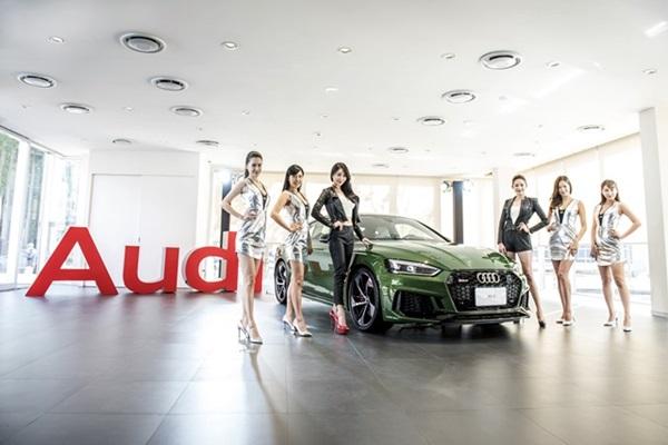 Audi 年底車展陣容終於公布,性能大將 RS 5 Coupe 搶先曝光!(內有相片集)