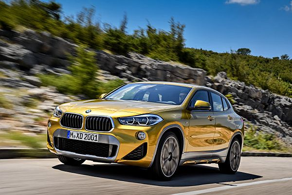BMW X2 全球首發非台灣!原廠確認在底特律車展