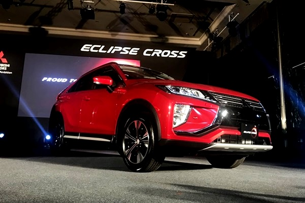 亞洲首發!三菱 Eclipse Cross 台灣上市開出具競爭力售價
