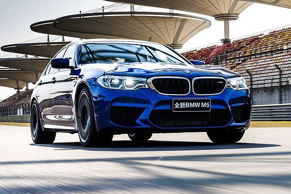 來台灣之前先到上海賽道闖闖!BMW M5 創最速紀錄