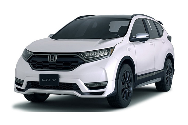 還沒開賣就先推原廠改裝套件!新 Honda CR-V 現身東京改裝車展
