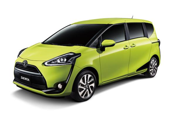 與爆料內容一樣!7 座車型 Toyota Sienta 將 6 氣囊列標配