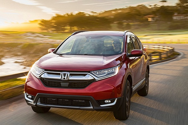Honda CR-V 明年才在日本上市,但誘人配備一次給足!