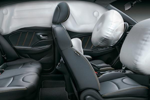 想購買 60 萬以下標配 6 氣囊加 ESC 的車?選擇少到讓人無奈