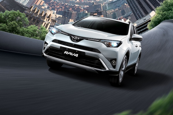 提前封王的概念?Toyota 宣布旗下台灣進口車銷售連續 9 年奪冠