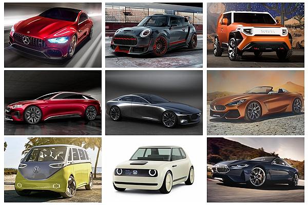 10 大受矚目年度概念車,哪幾款有望量產?