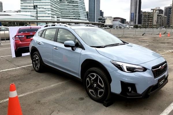 Subaru Eyesight 到底有多安全?實際關卡體驗就知道(內有影片)