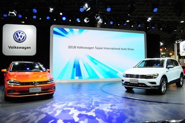 2018 台北世界新車大展,Volkswagen 展區特色一次看!