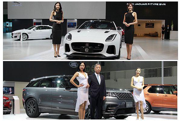 台灣今年銷售創新高,Jaguar、Land Rover 車展優惠幅度很驚人!