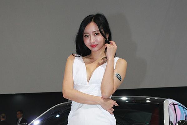 台北車展 今日我最美-Land Rover 名婷 Ming Ting