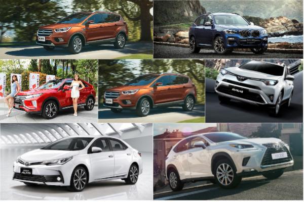 12 月台灣汽車品牌銷售大變動!Honda 竟衝上第 2 名