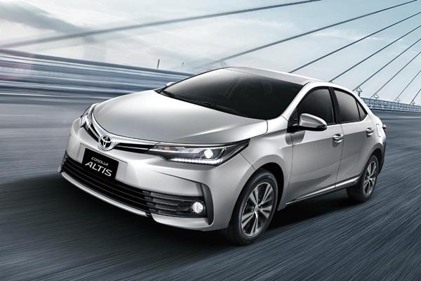 台灣人就愛這一味,2017 年台灣最暢銷車款 10 強榜單!