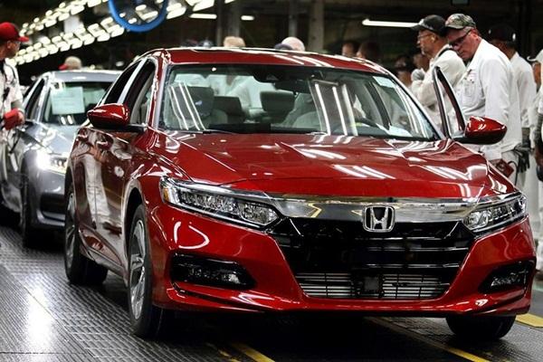 2017 年度 Honda 表現超驚人,最熱賣車款卻是台灣買不到的 Civic!