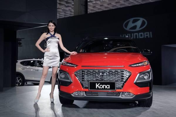 台北車展 今日我最美-Hyundai 陳韋利