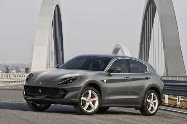 等不及想看到 Ferrari 首款休旅車,知名設計師搶先釋出預想圖!
