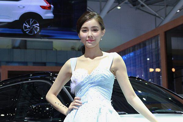 台北車展 今日我最美-Volvo 陳郁安