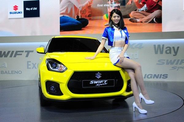 台北車展 今日我最美-Suzuki 彣彣 Yoko