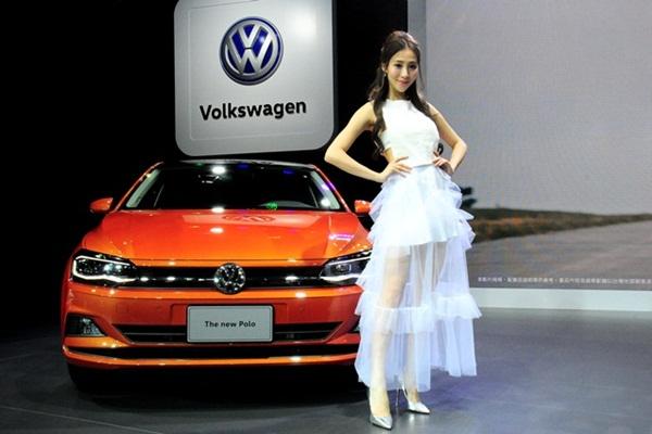 台北車展 今日我最美-Volkswagen 林家安