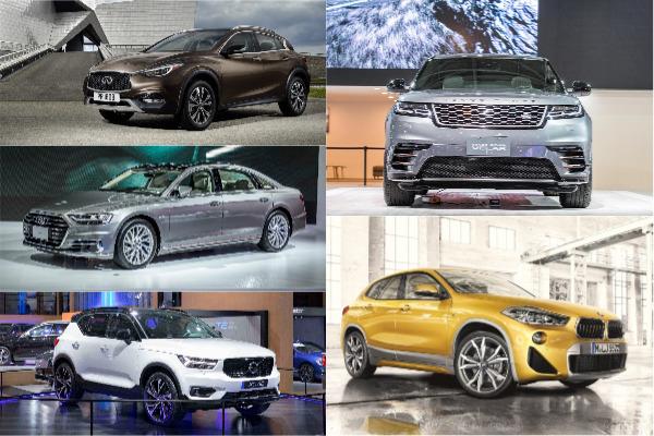 確定上半年台灣發表!5 款豪華品牌新車一次看