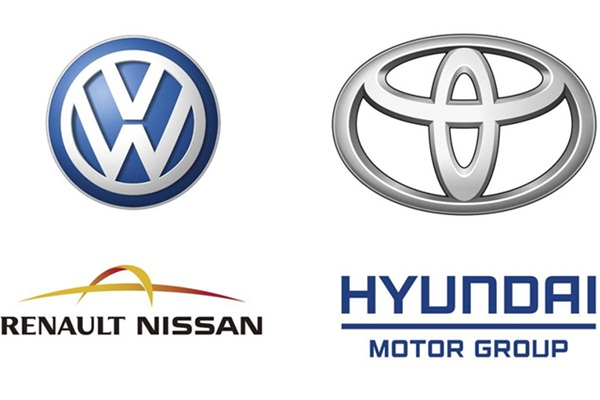 史上少見!2017 年全球汽車銷售排行,前三名都突破 1000 萬輛