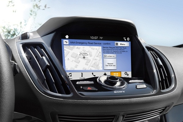 不只拿來看影片,車內中控大螢幕以後可能有惹人厭的廣告畫面!