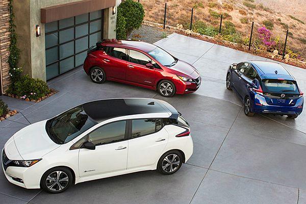 Nissan Leaf 打趴 Tesla !穩坐「全球最暢銷電動車」寶座
