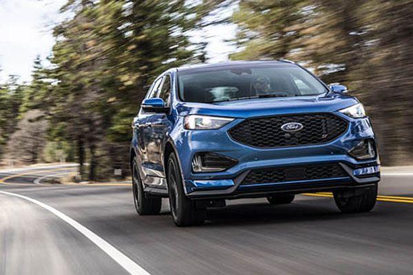 Ford 首款 ST 性能休旅終於亮相!卻不是期待中的 Kuga 車型