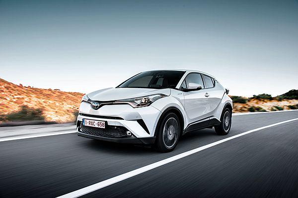 C-HR 賣贏 RAV4!Toyota 汽車歐洲去年銷售報告出爐