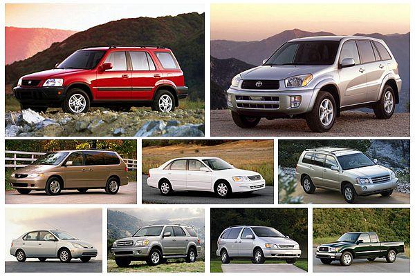 耐用、可靠度才是一切!這 15 款車的車主至少持有 15 年以上