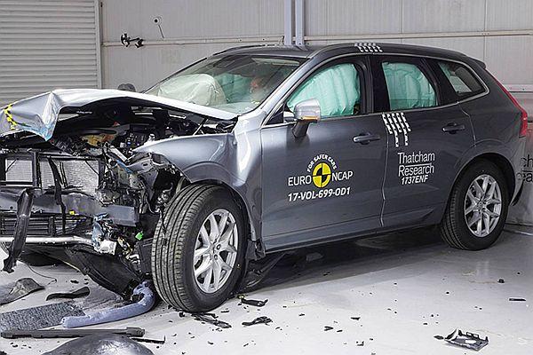 今年新車還有戲唱?2017 年 Euro NCAP 最安全休旅成績高得難以超越