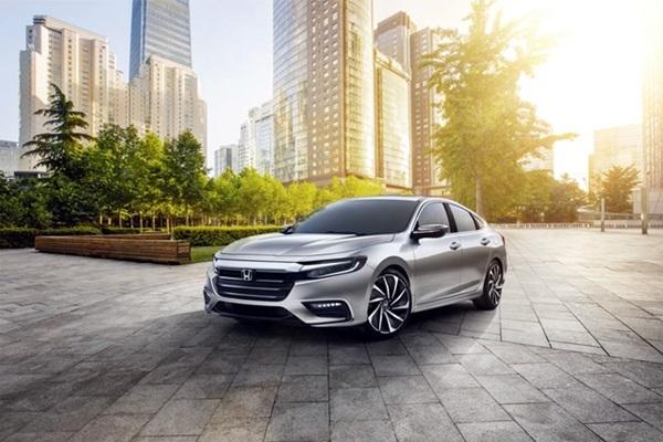 Honda Insight 動力無預警曝光,燃油經濟性力拚 Toyota Prius!