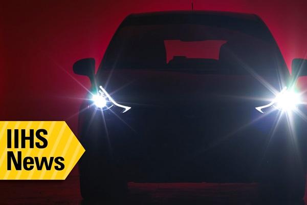 高科技頭燈不一定安全,IIHS 點名:新車頭燈幾乎都不合格!(內有影片)
