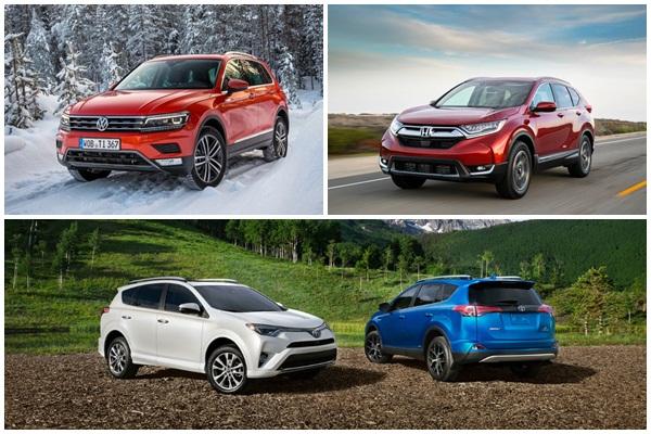 休旅車銷售全都成長!2017 年全球最暢銷 10 款車名單揭曉