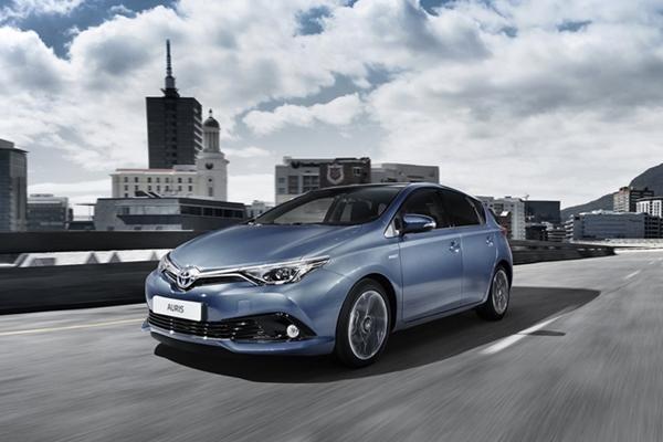 掀背車買家再等一下! Toyota Auris 台灣今年第 4 季引進開賣