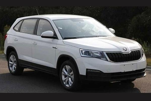 Škoda 跨界休旅再添新血!Kamiq 預定 4 月北京車展發表