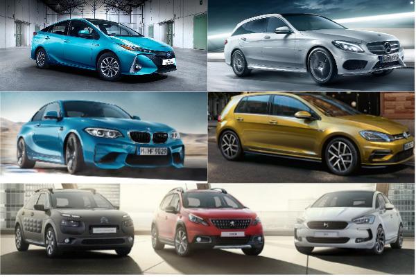 2017 歐洲銷售最多的汽車集團排行,第二名成長幅度逼近 3 成!