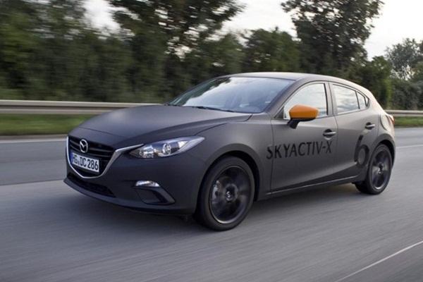 Mazda 全新 Skyactiv-X 引擎還有驚喜:Hybrid 動力出現!