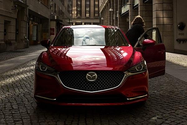 Mazda 原廠釋出最新訊息,小改款馬 6 擁有 6 大新科技!