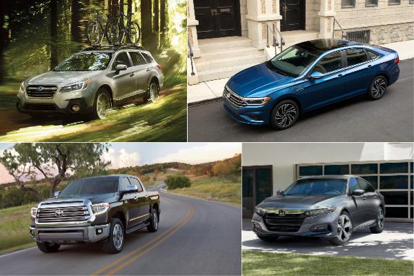 美國車市去年衰退,但 VW 及 Subaru 成長幅度很亮眼!