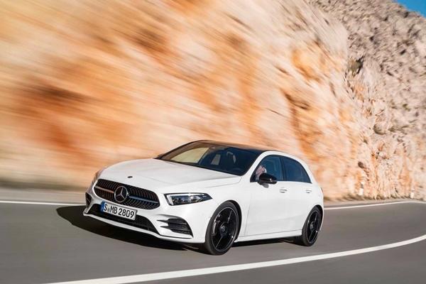 Mercedes-Benz 第 4 代 A-Class 全面進化,阿姆斯特丹正式公開(內有影音)