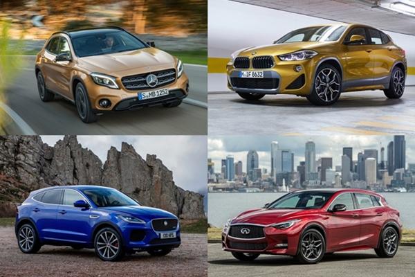 BMW X2 揭開高級品牌小型 CUV 新戰局!來看看市場上其他選擇