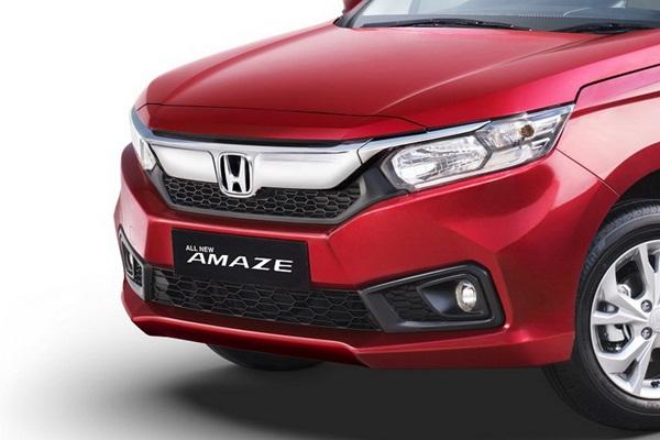 Honda 全新入門轎車亮相,根本就是 10 代 Civic 縮小版!