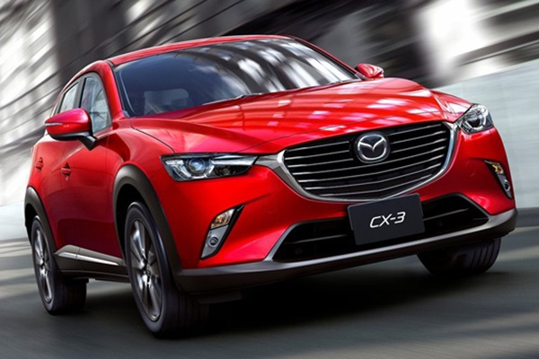 Mazda 日規 CX-3 小改在即,1.8 升柴油動力將成真?