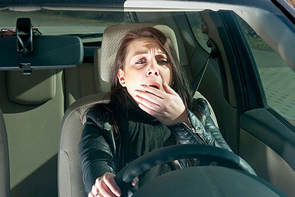 別輕忽比酒駕還嚴重的問題!有下列情況就代表是疲勞駕駛