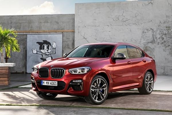 BMW 全新 X4 廠片公開,預定日內瓦車展正式發表(內有影音)