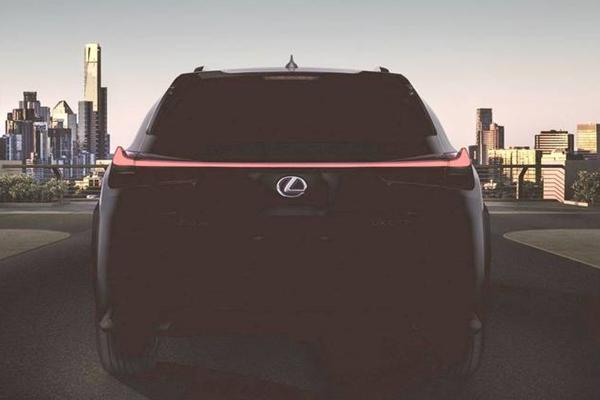 Lexus UX 確定日內瓦車展發表,採 CUV、掀背車一魚雙吃產品策略?(內有影音)