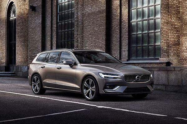 沒忘了旅行車客戶!全新第二代 Volvo V60 規格完整揭露(內有相片集)