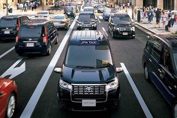 日本計程車也很安全!Toyota JPN TAXI 撞擊測試成績出爐(內有影片)