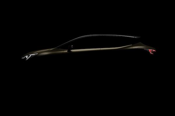 3 月初全球首演!大改款 Toyota Auris 官方正式釋出外觀照(內有投票結果)